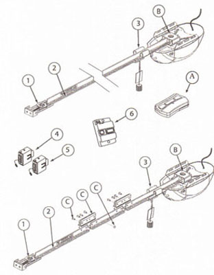 8 Woven Wire Fence on wiring schematic for craftsman garage door opener